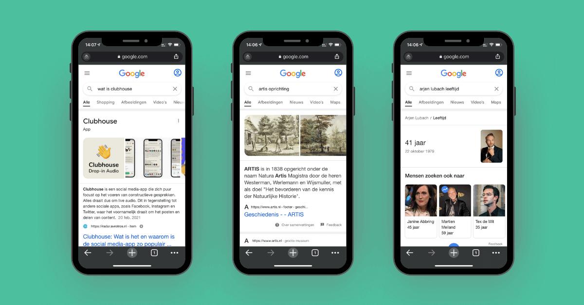 Zero Click Search: het nieuwe SEO?