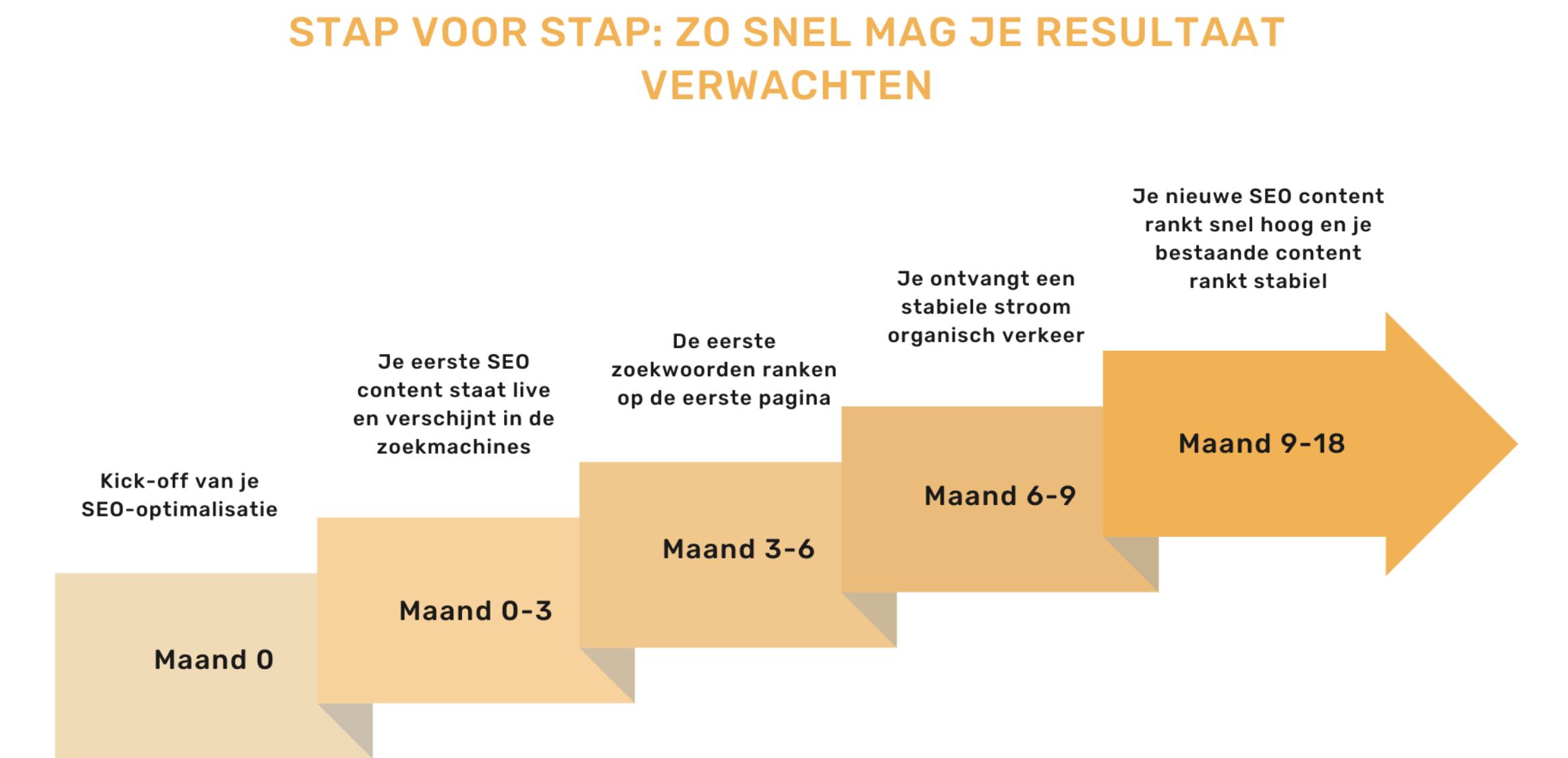 resultaten seo