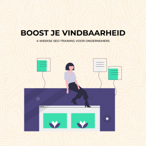 boost je vindbaarheid seo training